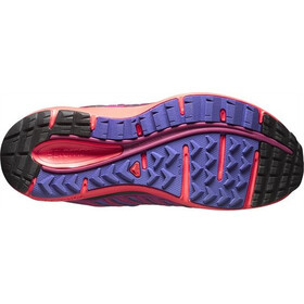 Salomon W's X-Scream GTX Bordeaux/Papaya/Spectrum Blue